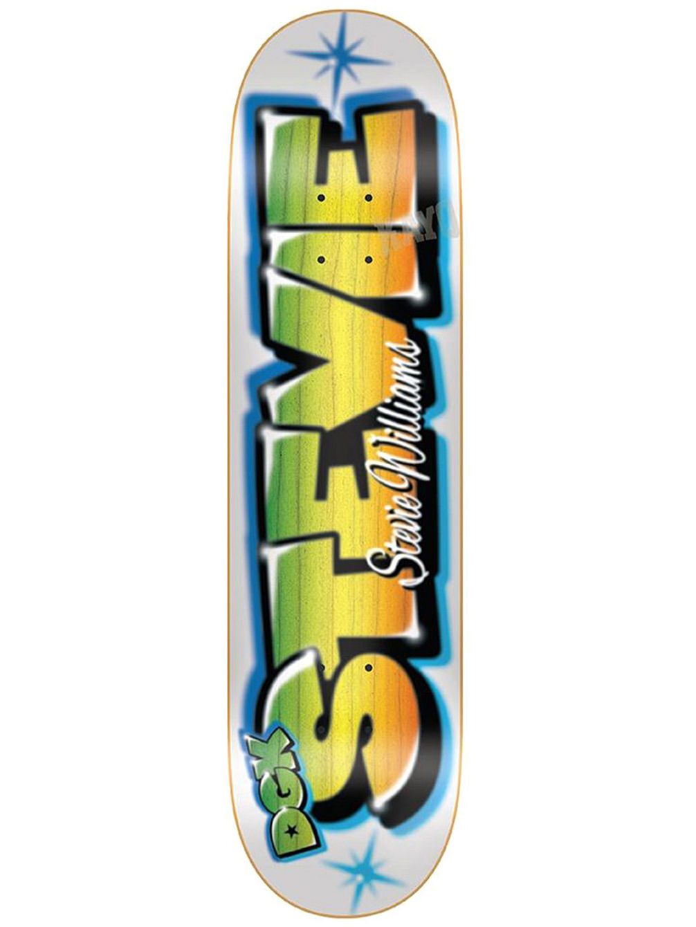 Williams Airbrush 8.0'' Skate Deck