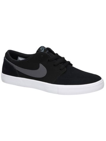 the latest 815bc 7a272 60.04 Nike SB Solarsoft Portmore II Skate Shoes