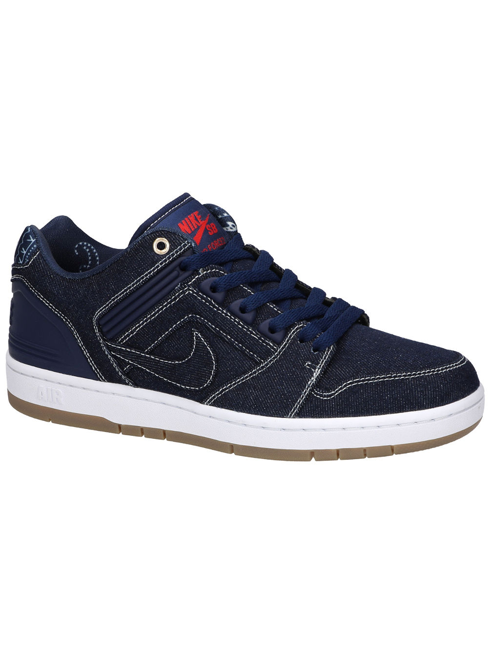 Air Force II Low QS Skate Shoes