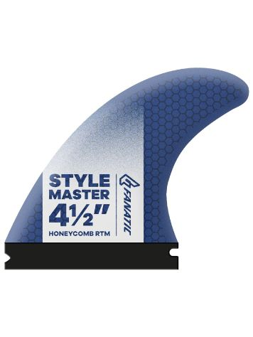 Fanatic Stylemaster Pure 4.5 Side 2Pcs Fin