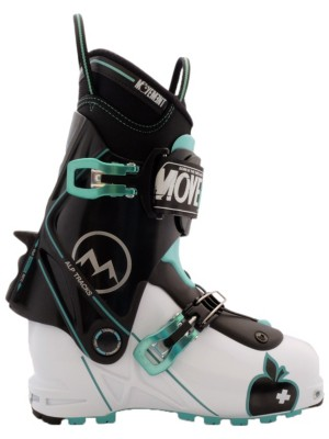 Movement Alp Tracks Explorer 2018 white / turquoise Gr. 26.0 MP