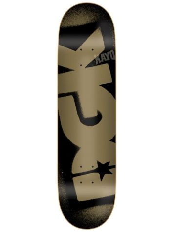"DGK Price Point Black 8.0"" Skate Deck"