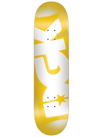"DGK Price Point Yellow 8.25"" Skate Deck"