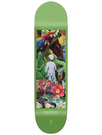 "Girl Jungle Series Rick Howard 8.5"" Skate Deck"
