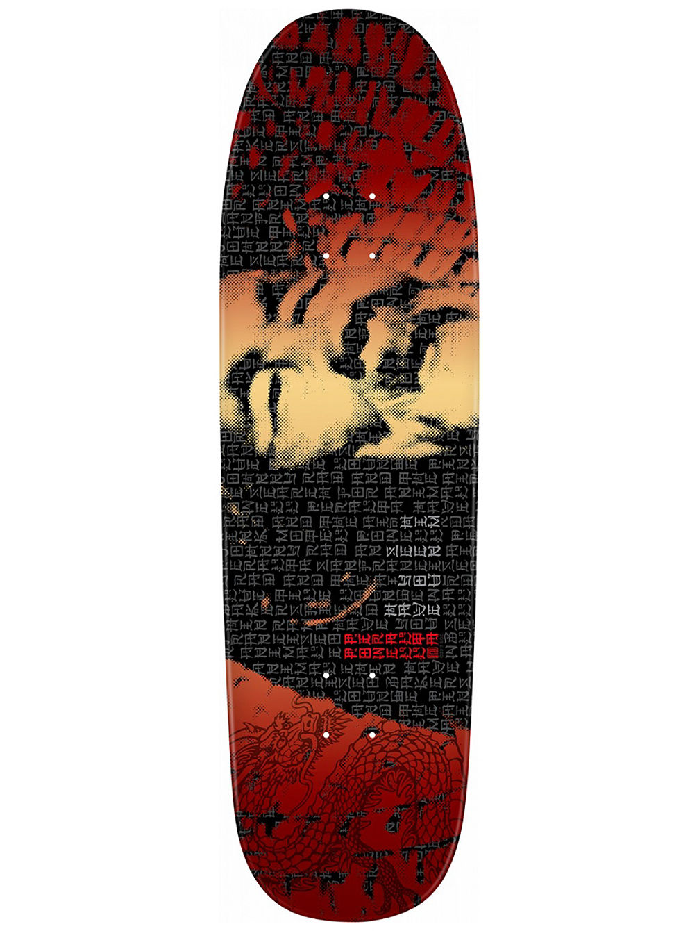 "Animal Chin 9.265"" Skate Deck"