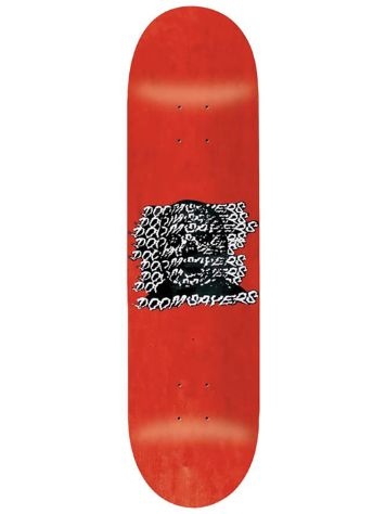 "Doomsayers Ghost Face 8.3"" Skate Deck"