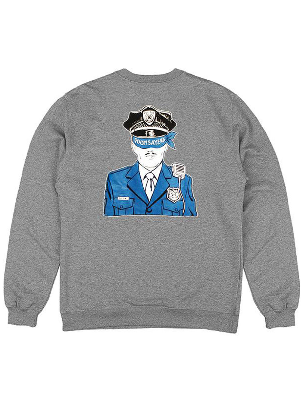 Corp Cop Crewneck Sweater