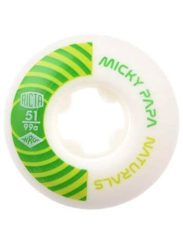 Ricta Mickey Papa Pro Naturals 99A 51mm Rollen