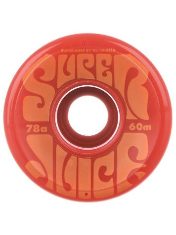OJ Wheels Super Juice 78A 60mm Wheels