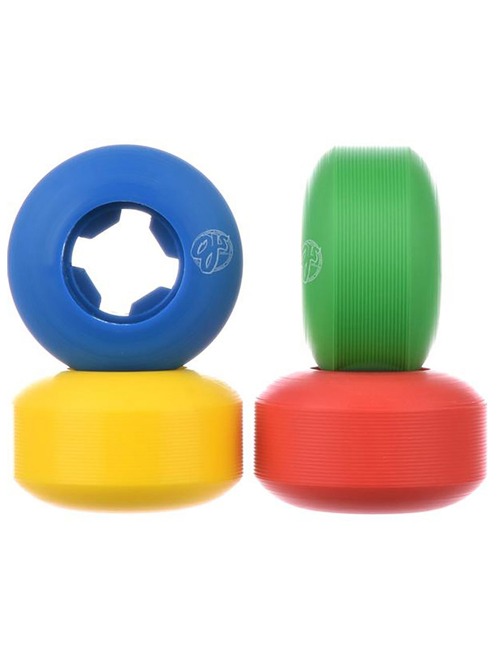 Color Berries 101A 42mm Wheels