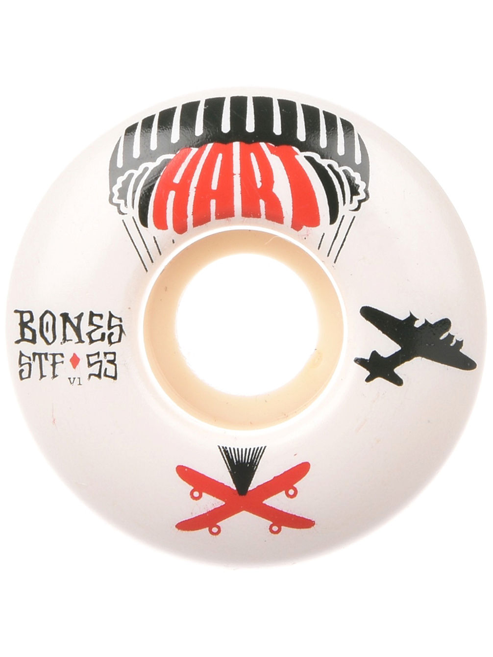 Stf Hart Drop Boards 83B V1 51mm Wheels