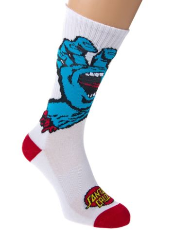 Santa Cruz Screaming Hand Socken