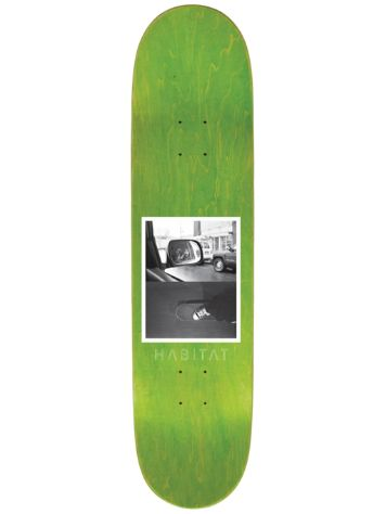 "Habitat Delatorre Photo Collection 8.125"" Skate Deck"