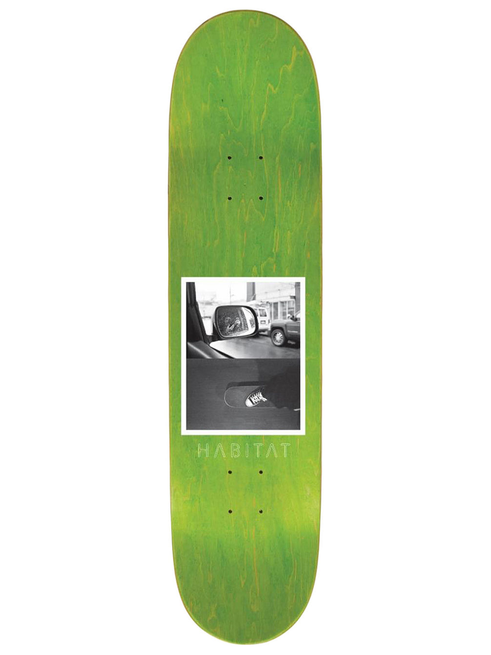 "Delatorre Photo Collection 8.25"" Skate Deck"