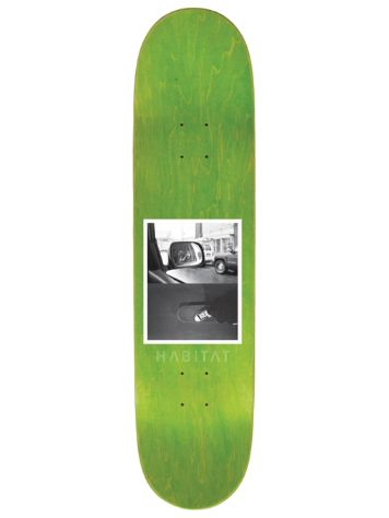 "Habitat Delatorre Photo Collection 8.25"" Skate Deck"