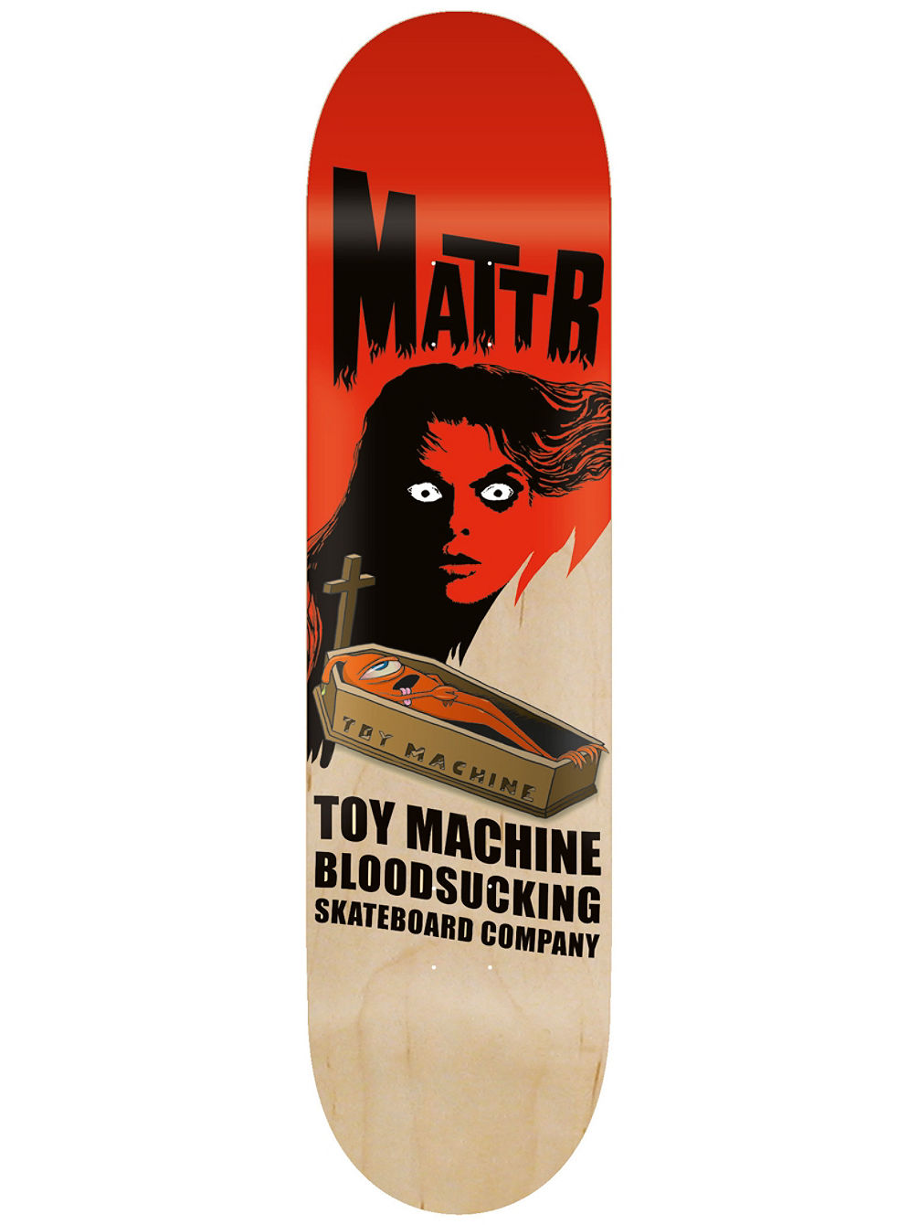"Bennett Coffin 8.5"" Skate Deck"