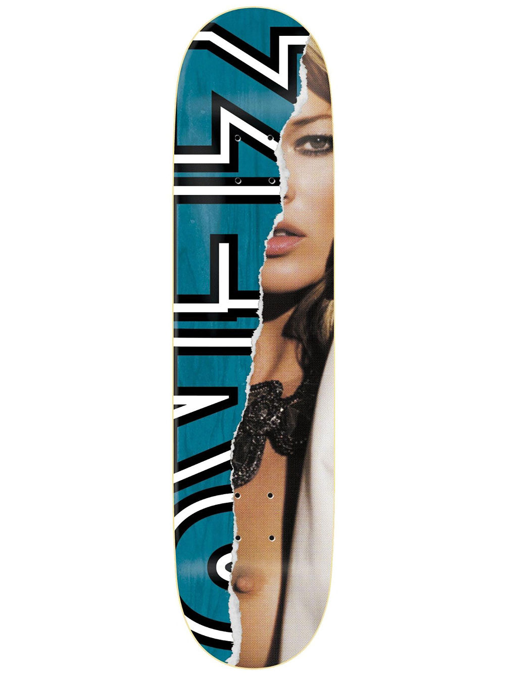 "Burman Supermodel 8.25"" Skate Deck"