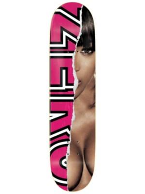 "Zero Cervantes Supermodel 8.5"" Skate Deck uni Gr. Uni"