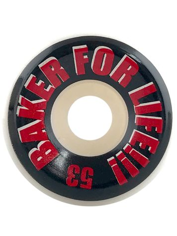 Baker For Life Conical 53mm Wheels