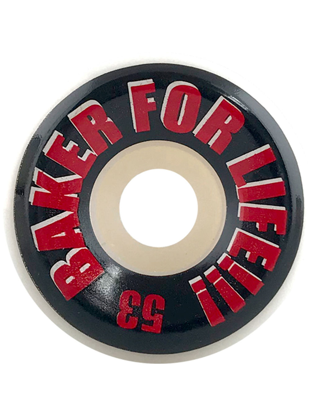 For Life Conical 53mm Rollen