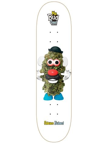 Jart Mr. Bud 8.0'' MC Bulard Skate Deck