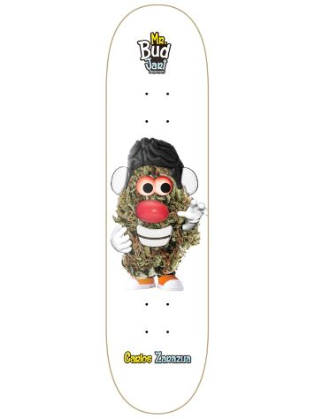 Jart Mr. Bud 8.375'' MC Zarazua Skate Deck