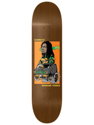 SK8 Mafia Brandon Turner Legends II 8.1'' Skate Deck