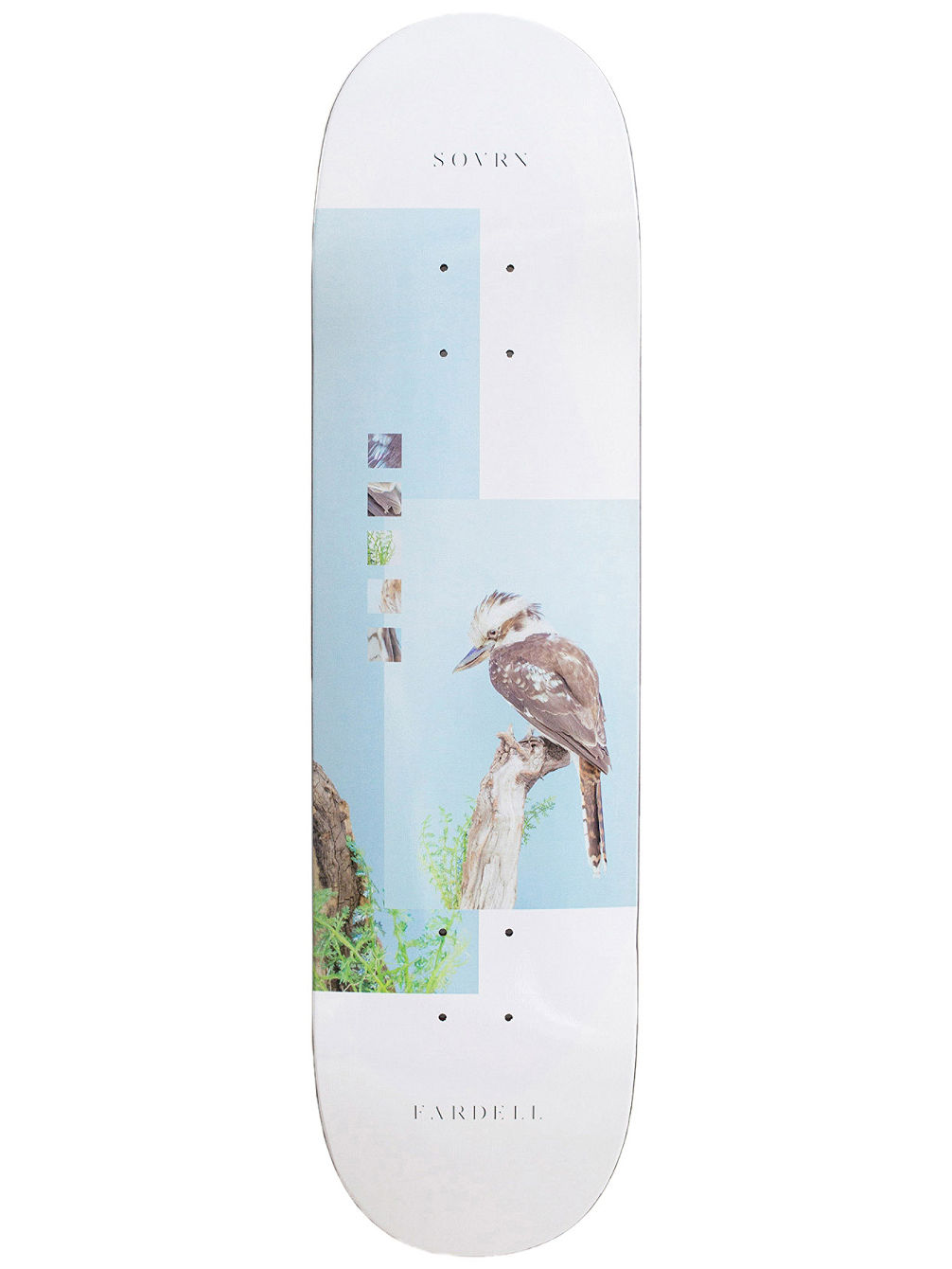 7th Division Fardell 8.5'' Skate Deck