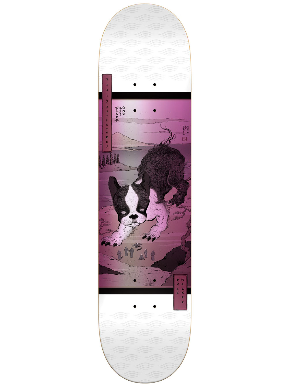 Walker Zodiac LTD 7.75'' Skate Deck