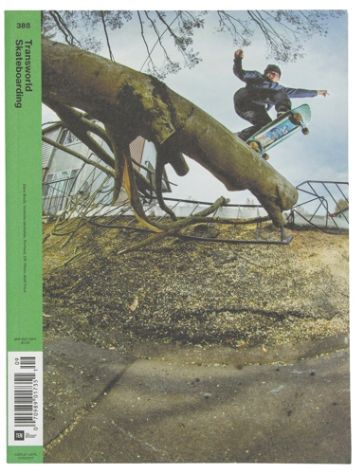 Transworld Skateboarding September 2017 Magazin