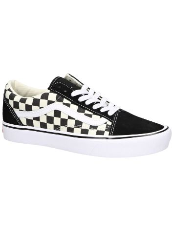 Vans Checkerboard Old Skool Light Sneakers