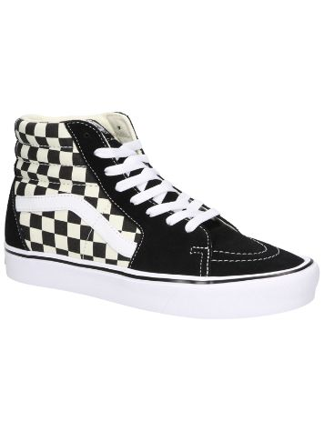 Vans Checkerboard Sk8-Hi Light Sneakers