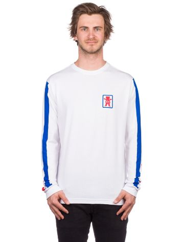 Es X Grizzly Racquet Long Sleeve T-Shirt