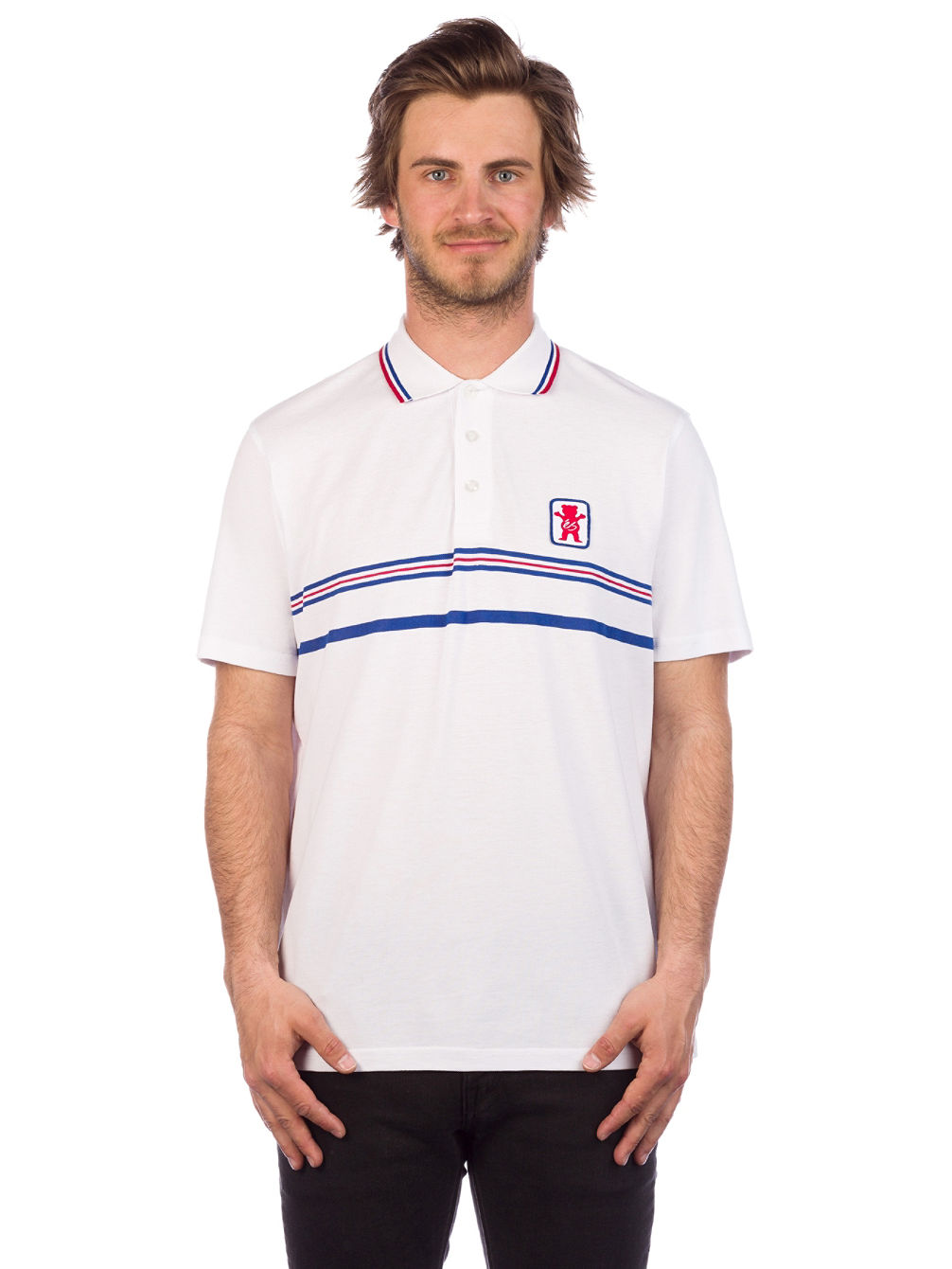 X Grizzly Court Classic Polo