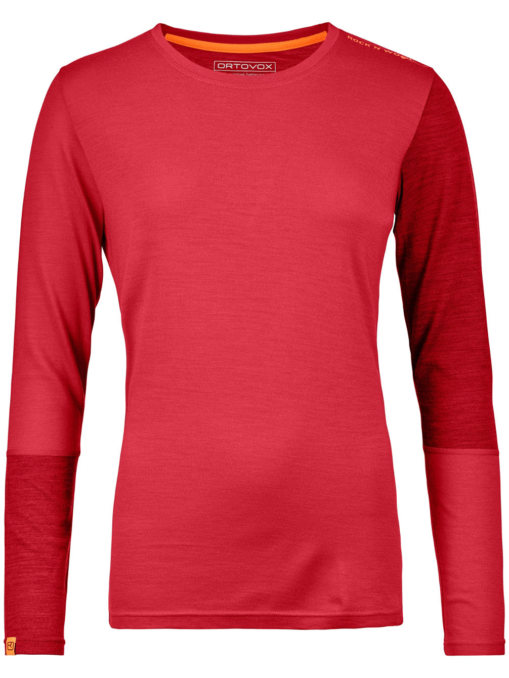 Merino 185 Rock'n'Wool Tech Tee LS