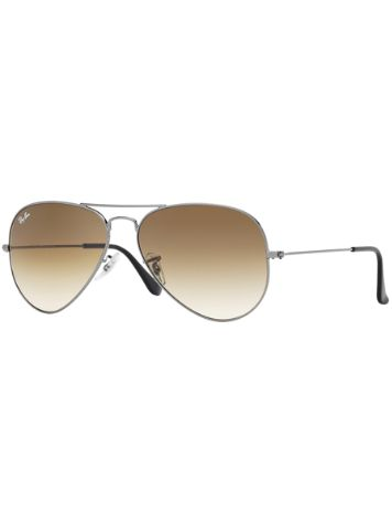 Ray-Ban Aviator Large Metal Gunmetal Gafas de Sol