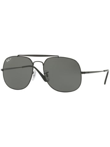 Ray Ban The General Black Solid