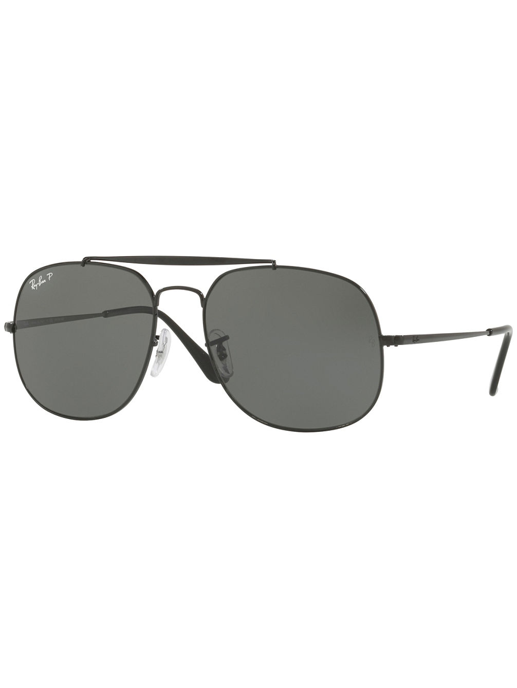 0d24405bff Buy Ray-Ban The General Black Solid online at Blue Tomato