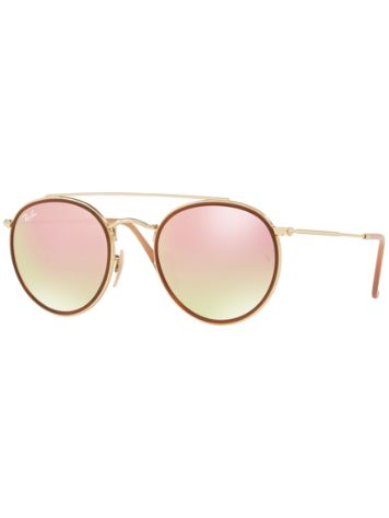Ray Ban RB3647N Gold Mirror Sonnenbrille