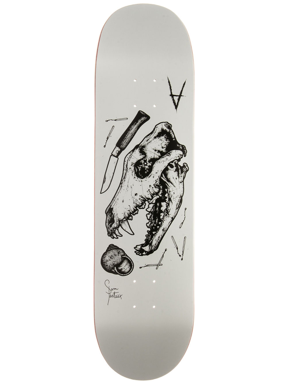 Barberousse Partaix 8.375 Skate Deck