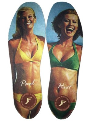 Footprint Kingfoam Elite Paul Hart Insoles paul hart Gr. S