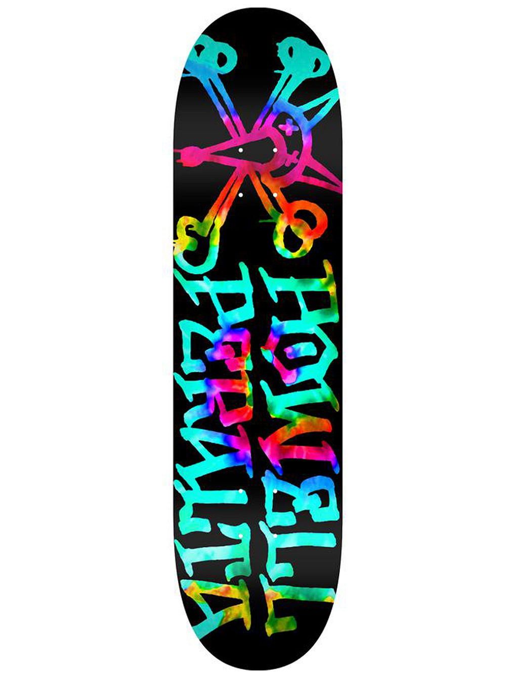 Vato Rat Tie-Dye Birch 7.5 Skate Deck