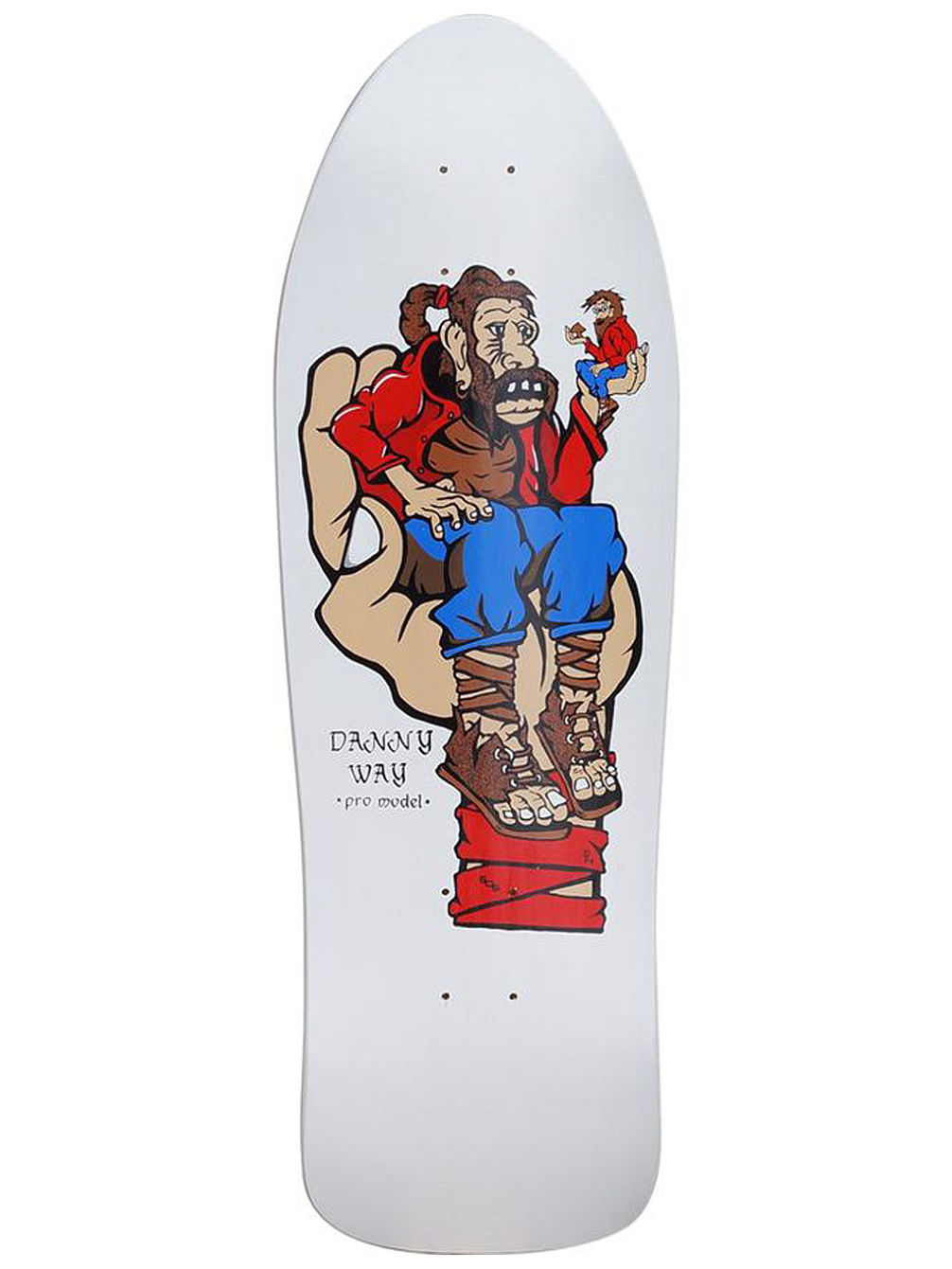 "Danny Way Giant Hell Concave 9.8"" Skate Deck"