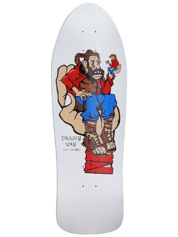 "H-Street Danny Way Giant Hell Concave 9.8"" Skate Deck"