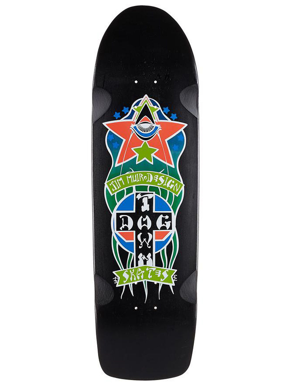 "Red Dog Triplane 8.875"" Skate Deck"