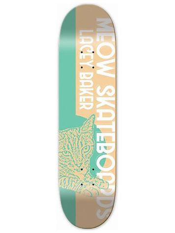 "Meow Skateboards Retro Series 7.75"" Skate Deck"