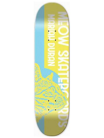 "Meow Skateboards Retro Series 8"" Skate Deck"
