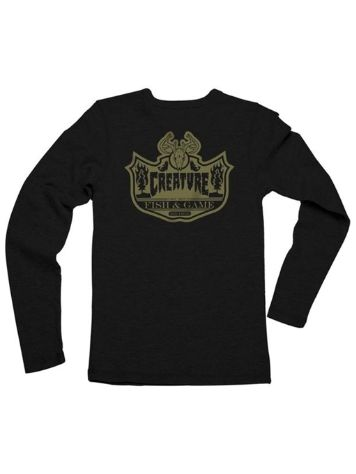 Creature Fish And Game Thermal T-Shirt LS