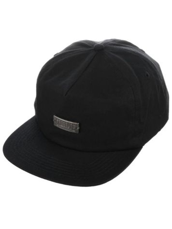 Creature Black Metal Cap