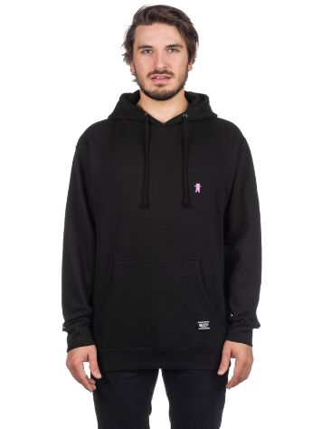 Grizzly Og Bear Embroidered Sudadera con capucha